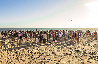 Wash My Soul Tashlich Ceremony